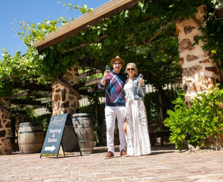 https://seeadelaideandbeyond.com.au/wp-content/uploads/2020/06/Taste-the-Barossa-couple-at-langmeil-450x368.jpg